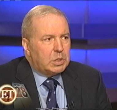 Dr. Dr. Alexander Gershman and Frank Sinatra Jr. on Entertainment Tonigh